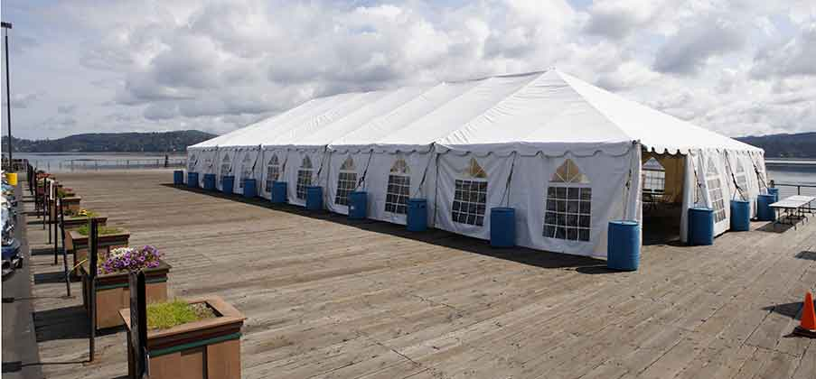 Convention Outdoor Tent