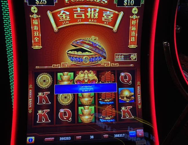 $3,883.17 on Rising Fortunes